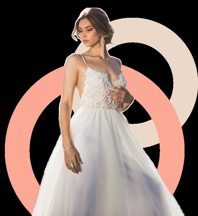 Krisztina Ruhaszalon esküvői ruhák
